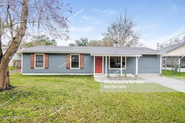 2120 Blair Rd, Jacksonville, FL 32221 (MLS #1095915) :: The Hanley Home Team
