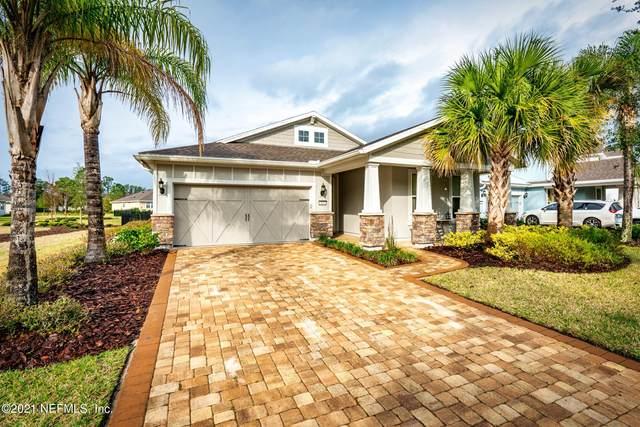 105 Lakefront Ln, St Augustine, FL 32095 (MLS #1095919) :: Olde Florida Realty Group