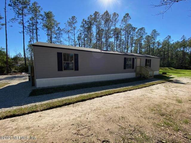 10605 Dillon Ave, Hastings, FL 32145 (MLS #1095925) :: The DJ & Lindsey Team