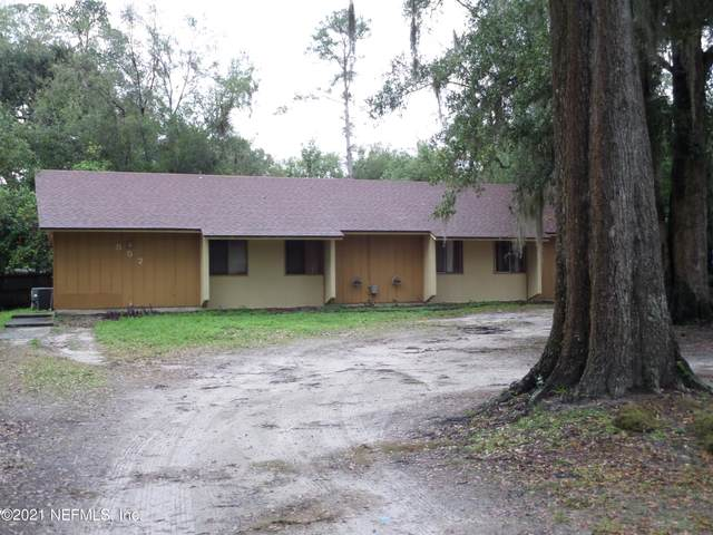 551 Mcintosh Ave Units 551, 553,, Orange Park, FL 32073 (MLS #1095930) :: CrossView Realty