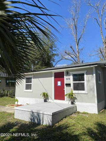 1579 W 31ST St, Jacksonville, FL 32209 (MLS #1095936) :: The Newcomer Group