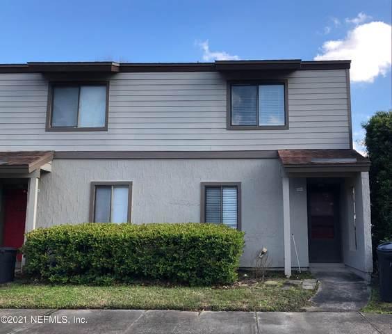 8300 Plaza Gate Ln #1234, Jacksonville, FL 32217 (MLS #1095950) :: Berkshire Hathaway HomeServices Chaplin Williams Realty