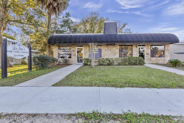 330 S Lawrence Blvd, Keystone Heights, FL 32656 (MLS #1096063) :: The Coastal Home Group