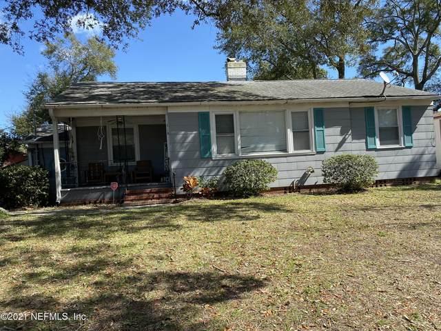1503 Pershing Rd, Jacksonville, FL 32205 (MLS #1096111) :: The Volen Group, Keller Williams Luxury International