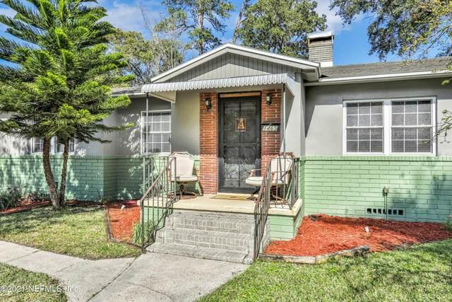 1465 Live Oak Ln, Jacksonville, FL 32207 (MLS #1096112) :: EXIT Real Estate Gallery