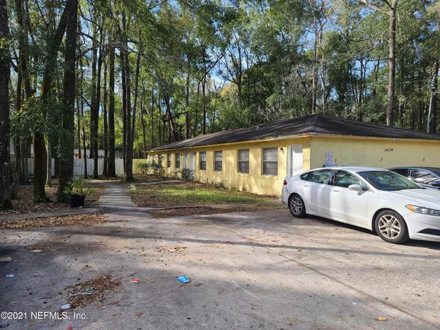 5424 101ST St, Jacksonville, FL 32210 (MLS #1096113) :: The Impact Group with Momentum Realty