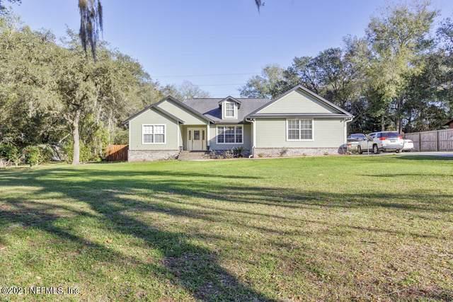 6520 Immokalee Rd, Keystone Heights, FL 32656 (MLS #1096142) :: Berkshire Hathaway HomeServices Chaplin Williams Realty