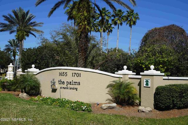 1655 The Greens Way #3132, Jacksonville Beach, FL 32250 (MLS #1096149) :: The Impact Group with Momentum Realty