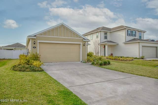 201 Bluejack Ln, St Augustine, FL 32095 (MLS #1096152) :: The Coastal Home Group