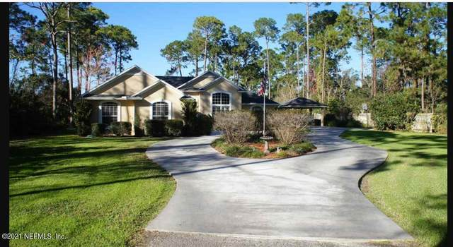 936 Colonial Dr, St Augustine, FL 32086 (MLS #1096165) :: The Newcomer Group