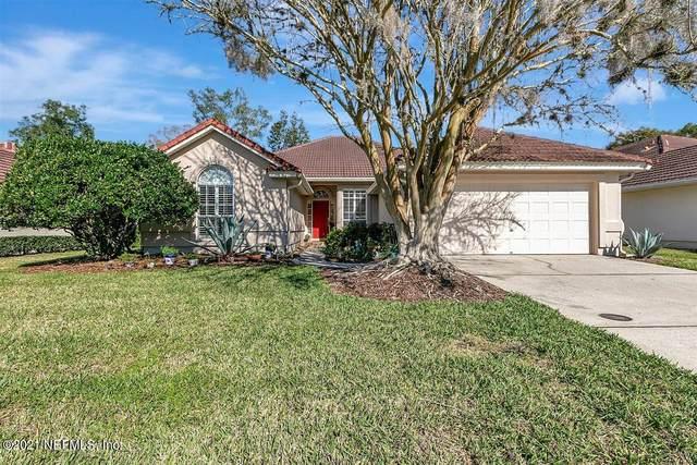 4221 Via Valencia Cir, Jacksonville, FL 32217 (MLS #1096185) :: The Newcomer Group