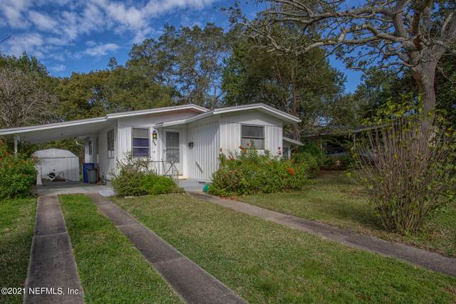 968 Aragon Ave, St Augustine, FL 32086 (MLS #1096208) :: The DJ & Lindsey Team