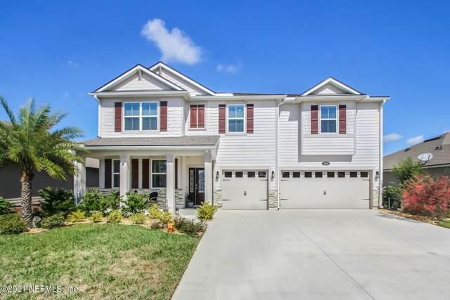 490 Split Oak Rd, St Augustine, FL 32092 (MLS #1096266) :: The Coastal Home Group