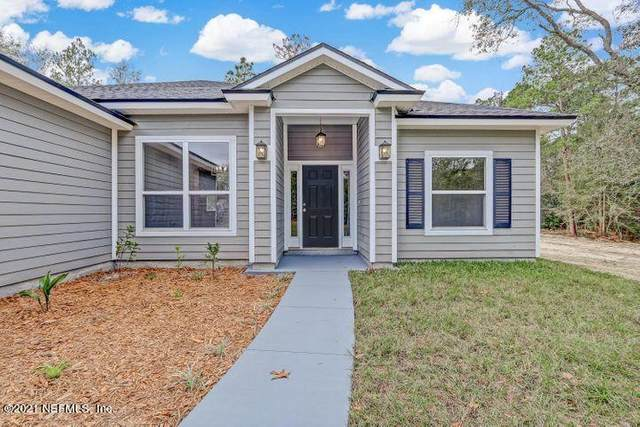 2872 Cranberry Cir, Middleburg, FL 32068 (MLS #1096280) :: The Coastal Home Group