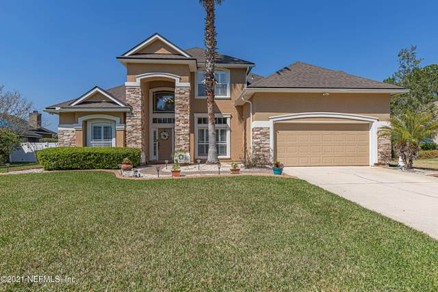 1404 Moon Harbor Ct, St Augustine, FL 32092 (MLS #1096295) :: The Hanley Home Team