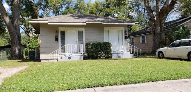 3313 College St, Jacksonville, FL 32205 (MLS #1096331) :: The Newcomer Group