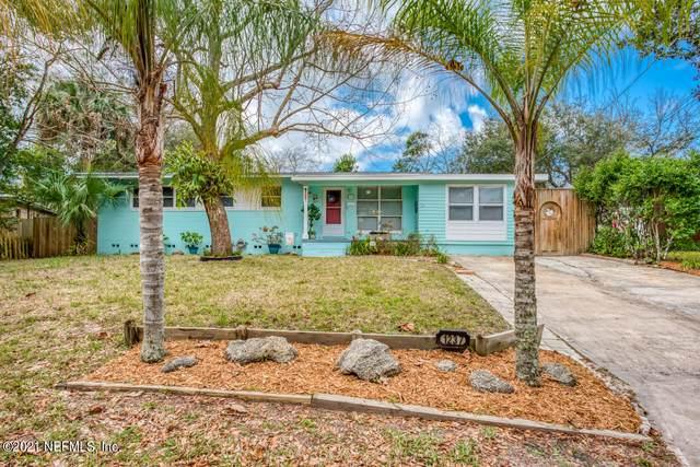 1237 Hernandez Blvd, St Augustine, FL 32080 (MLS #1096395) :: EXIT 1 Stop Realty