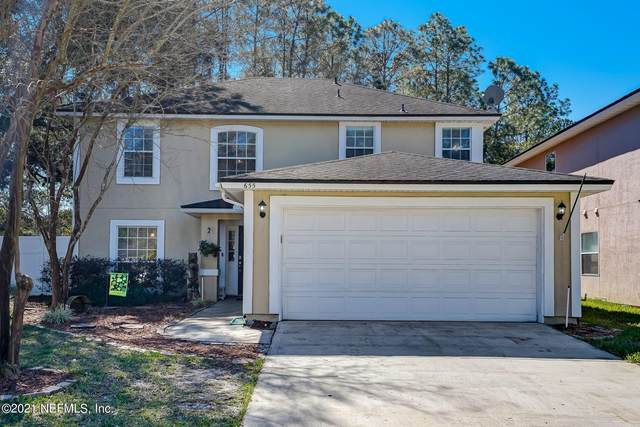 655 E Tropical Trce, Jacksonville, FL 32259 (MLS #1096396) :: Memory Hopkins Real Estate