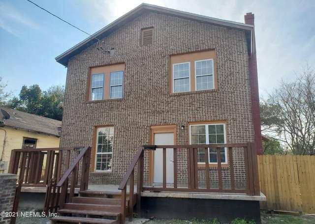 1170 E 14TH St, Jacksonville, FL 32206 (MLS #1096411) :: The Coastal Home Group