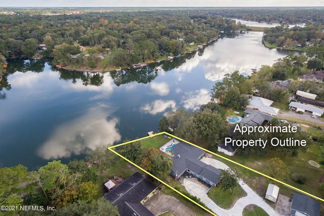 1011 Lake Asbury Dr, GREEN COVE SPRINGS, FL 32043 (MLS #1096430) :: Noah Bailey Group