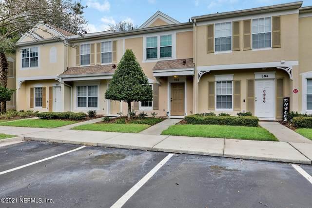8230 Dames Point Crossing Blvd #903, Jacksonville, FL 32277 (MLS #1096434) :: The Hanley Home Team