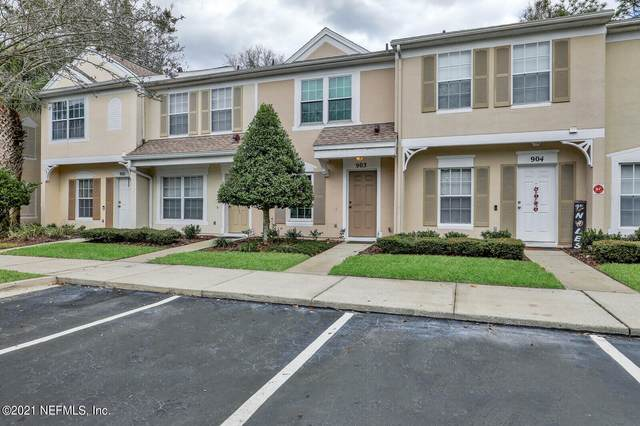 8230 Dames Point Crossing Blvd #1304, Jacksonville, FL 32277 (MLS #1096440) :: The Hanley Home Team
