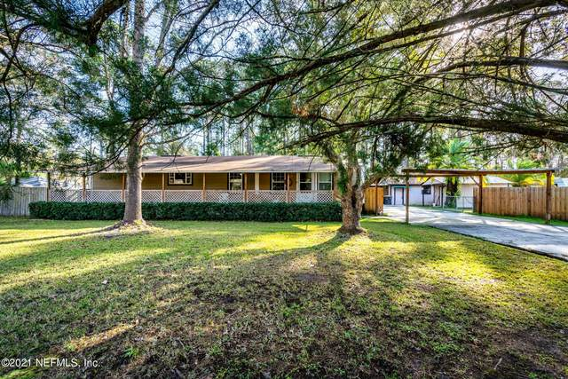 6419 Dor Mil Ct, Jacksonville, FL 32244 (MLS #1096445) :: The Hanley Home Team