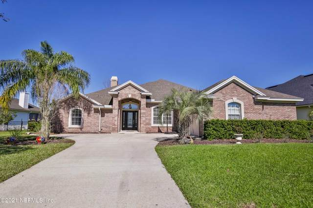 317 Porta Rosa Cir, St Augustine, FL 32092 (MLS #1096448) :: The Coastal Home Group