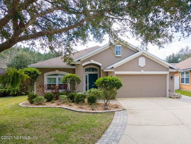 3209 Timbertrail Ct, Orange Park, FL 32065 (MLS #1096460) :: The Hanley Home Team