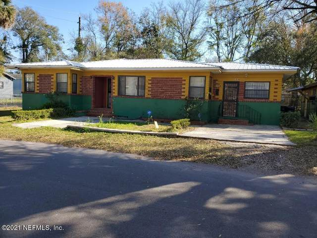 1038 W 6TH St, Jacksonville, FL 32209 (MLS #1096491) :: EXIT Real Estate Gallery