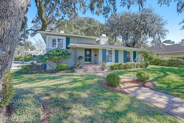 1809 Montgomery Pl, Jacksonville, FL 32205 (MLS #1096492) :: The DJ & Lindsey Team