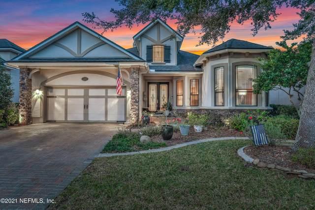 13097 Berwickshire Dr, Jacksonville, FL 32224 (MLS #1096604) :: The Coastal Home Group