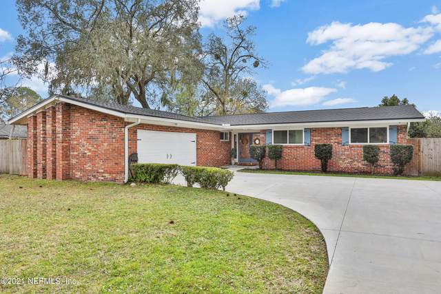 3352 Beauclerc Rd, Jacksonville, FL 32257 (MLS #1096632) :: CrossView Realty