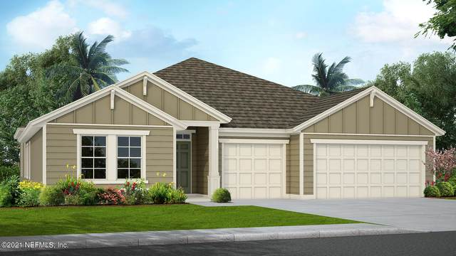 2674 Cold Stream Ln, GREEN COVE SPRINGS, FL 32043 (MLS #1096644) :: Noah Bailey Group