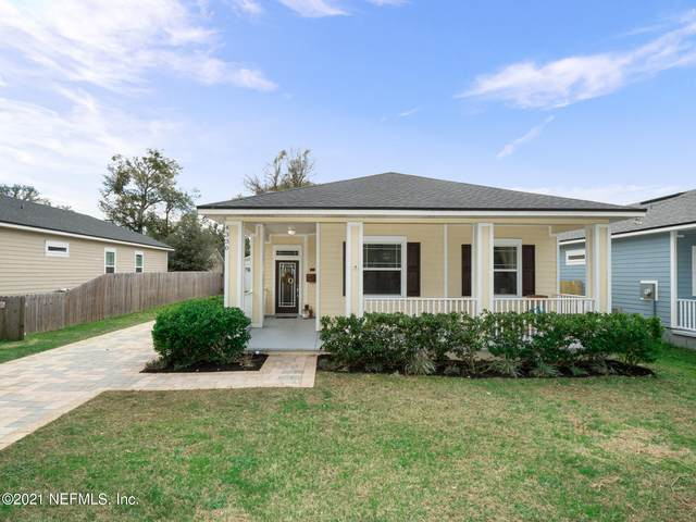 4330 St Johns Ave, Jacksonville, FL 32210 (MLS #1096646) :: The Coastal Home Group