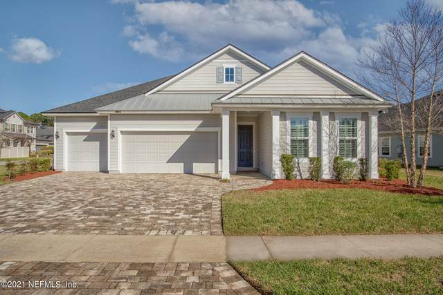 3613 Crossview Dr, Jacksonville, FL 32224 (MLS #1096670) :: The Impact Group with Momentum Realty