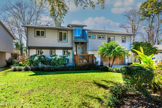 2029 Sandpiper Point, Neptune Beach, FL 32266 (MLS #1096677) :: The Coastal Home Group