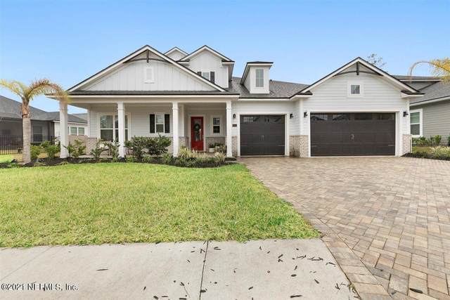 163 Seahill Dr, St Augustine, FL 32092 (MLS #1096693) :: CrossView Realty