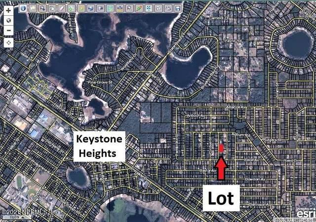 7209 Radcliffe St, Keystone Heights, FL 32656 (MLS #1096700) :: 97Park