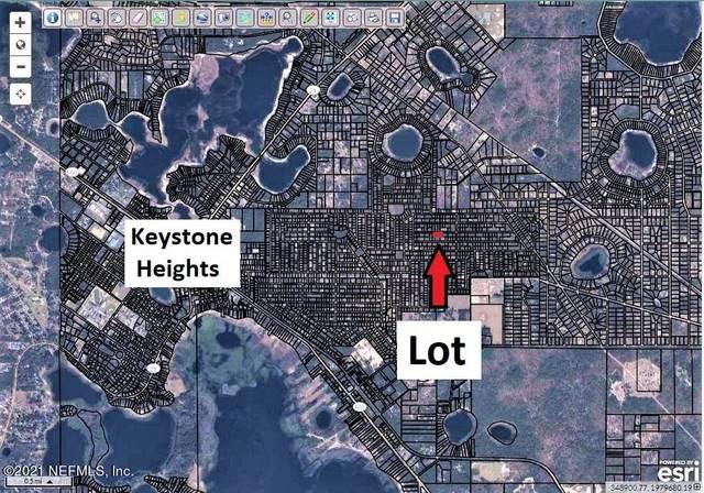6175 Juilliard Ave, Keystone Heights, FL 32656 (MLS #1096712) :: 97Park