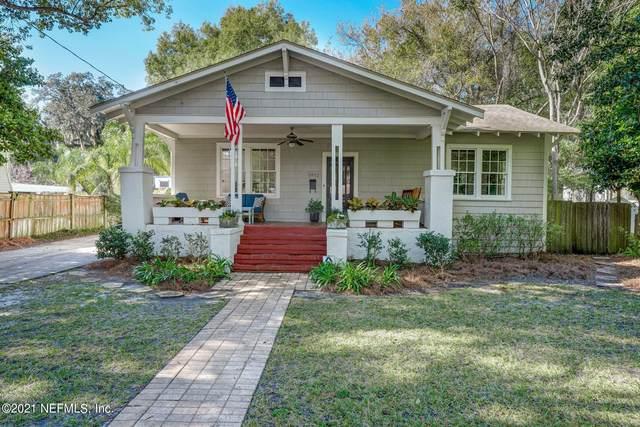 3952 Baltic St, Jacksonville, FL 32210 (MLS #1096714) :: The Coastal Home Group
