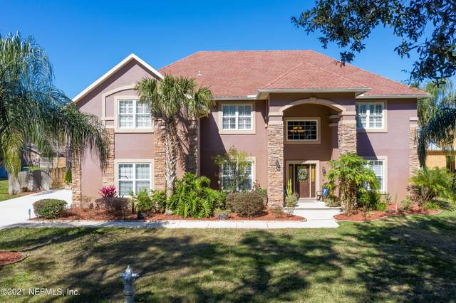 176 Malley Cove Ln, Fleming Island, FL 32003 (MLS #1096721) :: The DJ & Lindsey Team