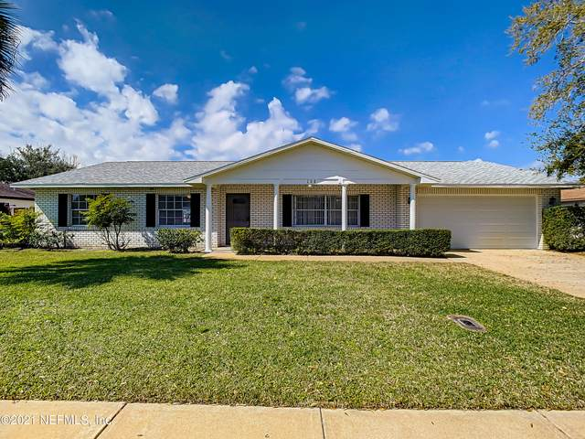 138 Springwood Dr, Daytona Beach, FL 32119 (MLS #1096756) :: EXIT Real Estate Gallery