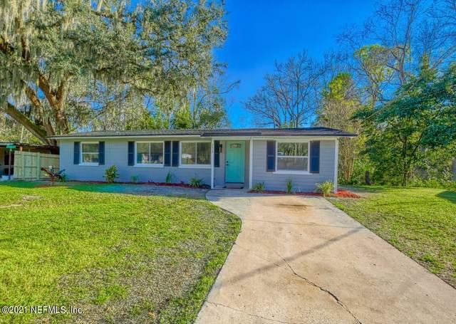 2848 Hillridge Ln S, Jacksonville, FL 32216 (MLS #1096775) :: Berkshire Hathaway HomeServices Chaplin Williams Realty