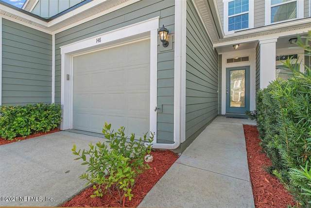 148 Servia Dr, St Johns, FL 32259 (MLS #1096786) :: The Newcomer Group