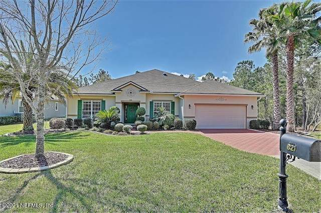 821 Nottage Hill St, St Johns, FL 32259 (MLS #1096802) :: The Hanley Home Team