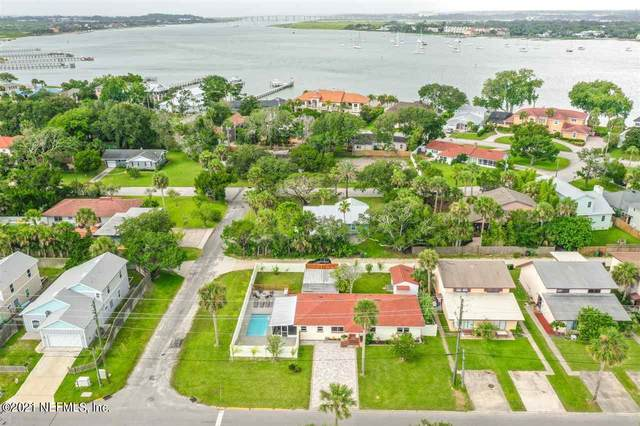 115 Arricola Ave, St Augustine, FL 32080 (MLS #1096806) :: The Hanley Home Team