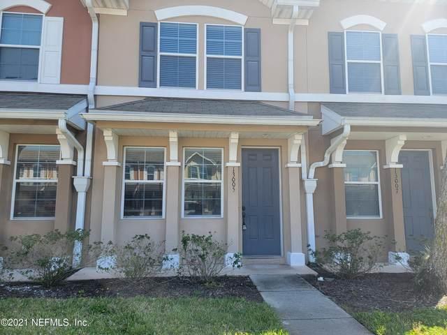 13005 Sunset Lake Dr, Jacksonville, FL 32258 (MLS #1096825) :: The Hanley Home Team
