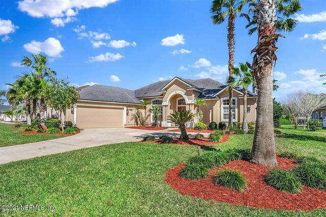 3773 Crosswater Blvd, Jacksonville, FL 32224 (MLS #1096831) :: The DJ & Lindsey Team