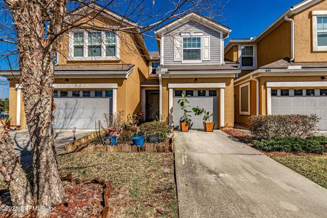 607 Reese Ave, Orange Park, FL 32065 (MLS #1096848) :: Momentum Realty